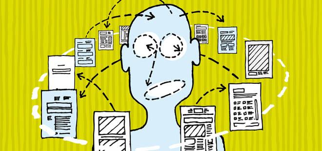 اشتباهات رایج در وبلاگ نویسی